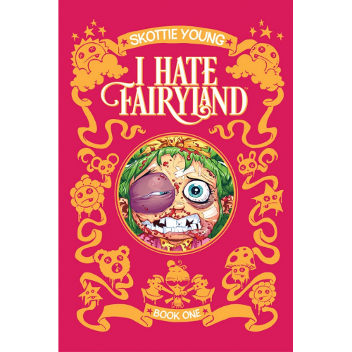 I HATE FAIRYLAND DELUXE EDITION HC VOL 01 (VO)