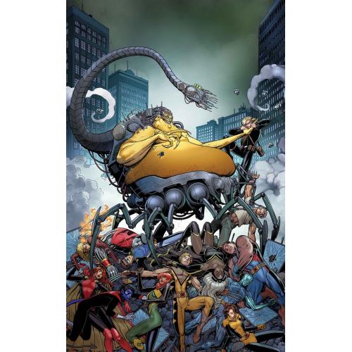 X-Men Blue 15 LEG (VO)