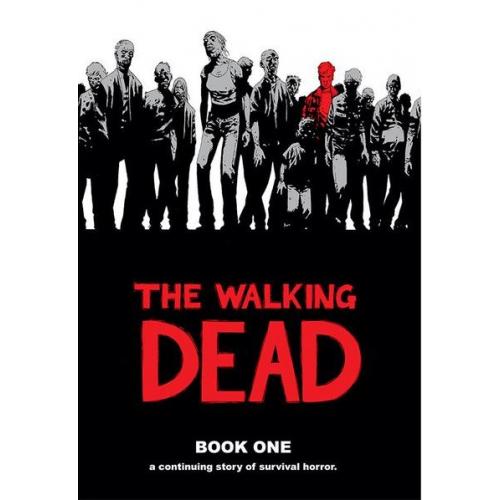 Walking Dead HC Volume 1 (VO)