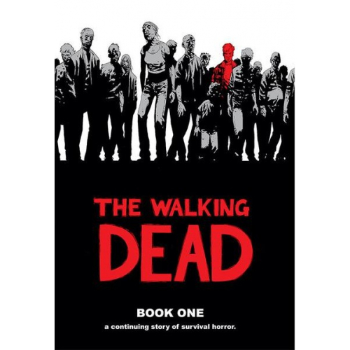Walking Dead HC Volume 1 (VO)