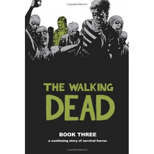 Walking Dead HC Volume 3 (VO)