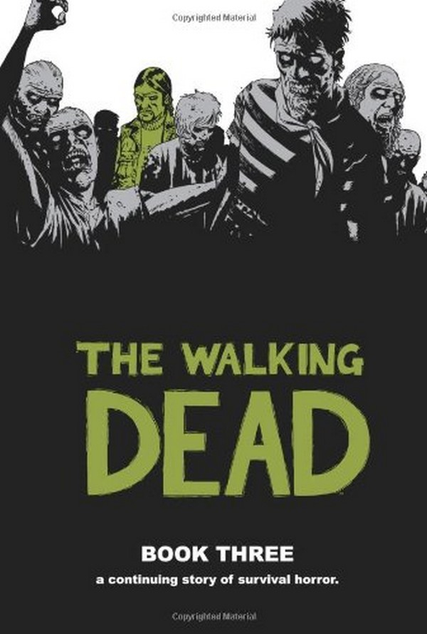 Walking Dead HC Volume 3 (VO)