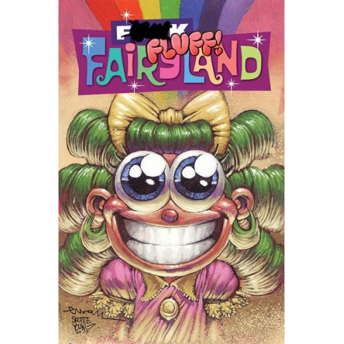 I hate Fairyland 15 Fuck Variant (VO)