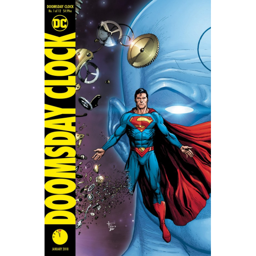 DOOMSDAY CLOCK 1 (VO) (B)