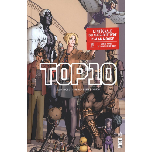Top 10 (VF) Alan Moore