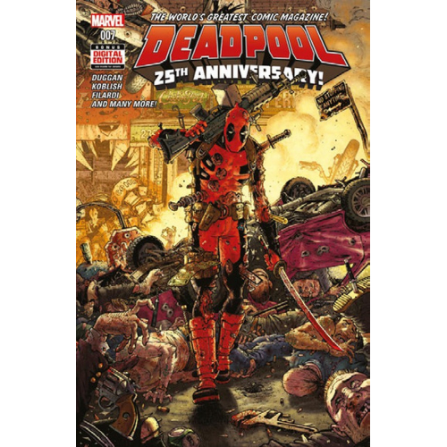 Deadpool All-New Different Tome 2 (VF) 2017