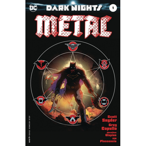 DARK NIGHTS : METAL 1 (VO)
