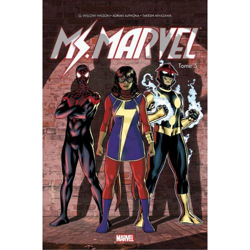 Ms Marvel Tome 5 (VF)