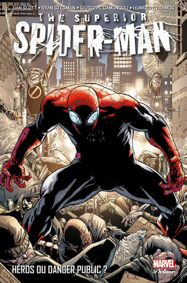 Superior Spider-Man Tome 1 Edition Deluxe (VF)