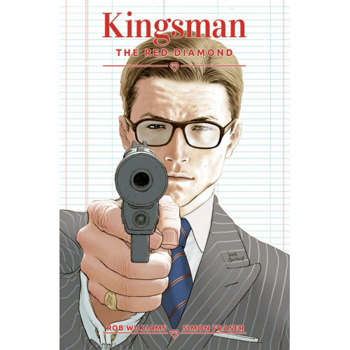 KINGSMAN: THE RED DIAMOND 1 Cover A Quitely (VO)