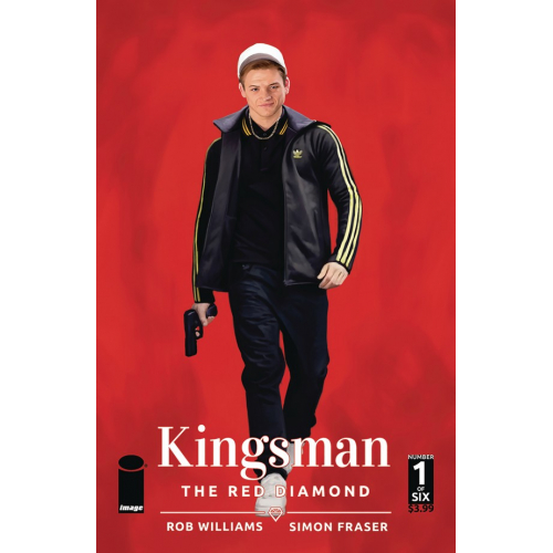 KINGSMAN: THE RED DIAMOND 1 Cover D Doyle (VO)