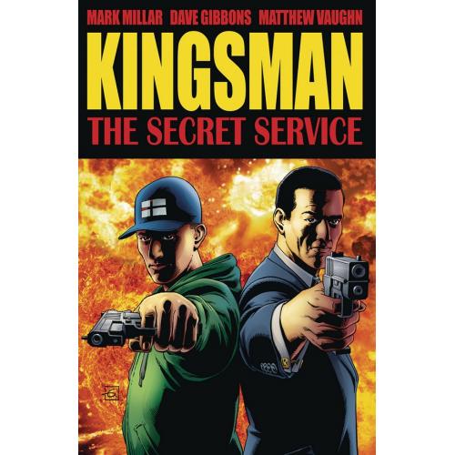 KINGSMAN SECRET SERVICE TP CVR A GIBBONS (VO)
