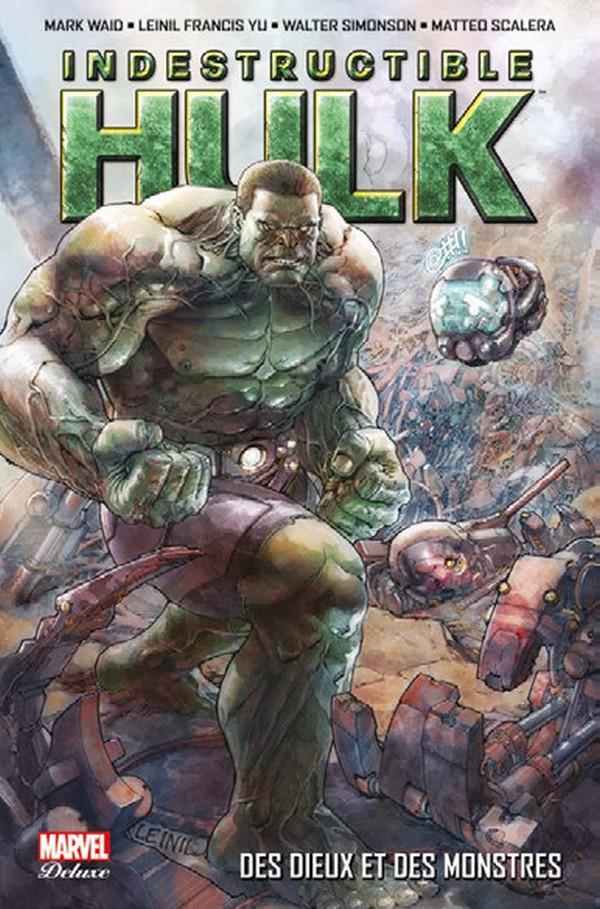 Indestructible Hulk (VF)