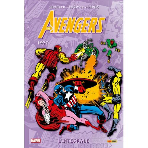 Avengers L'intégrale 1977 (VF)