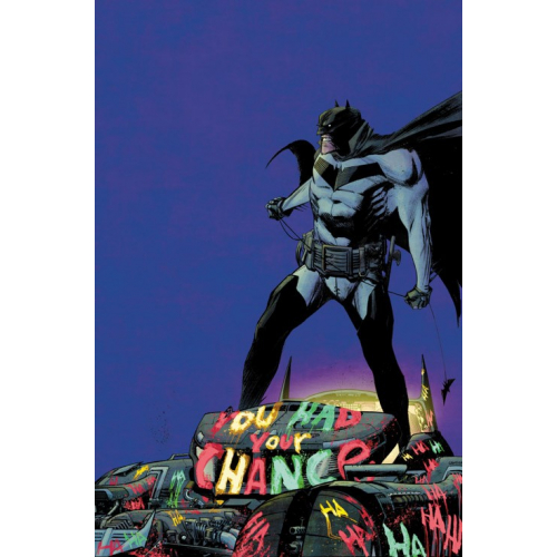 Batman : White Knight 1 - Sean Murphy (VO) VARIANT COVER