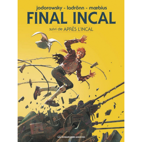 Final Incal Intégrale (VF)