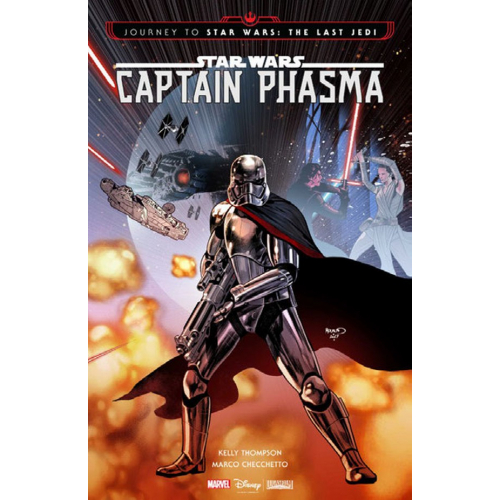Star Wars Captain Phasma Tome 1 (VF)