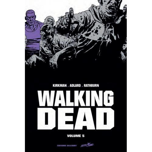 Walking Dead Prestige Volume 5 (VF)