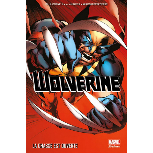 Wolverine Marvel Now Tome 1 (VF)