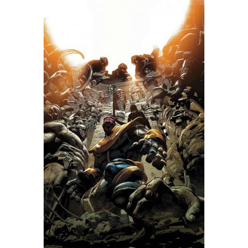 Marvel Universe n°3 (VF)