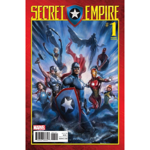 Secret Empire n°1 Édition Collector (VF)