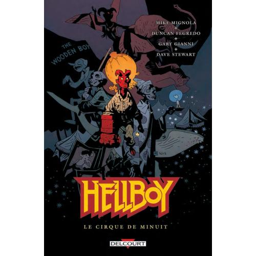 Hellboy Tome 16 Le Cirque de Minuit (VF)