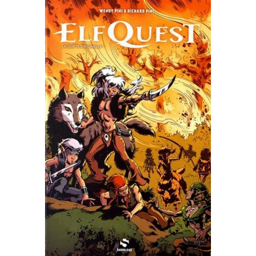Elfquest Tome 1 (VF)
