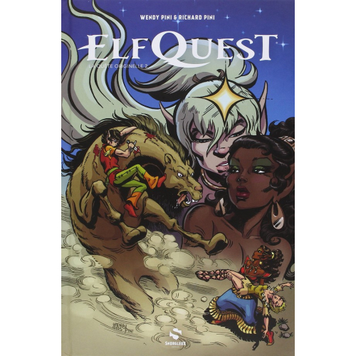 Elfquest Tome 2 (VF)