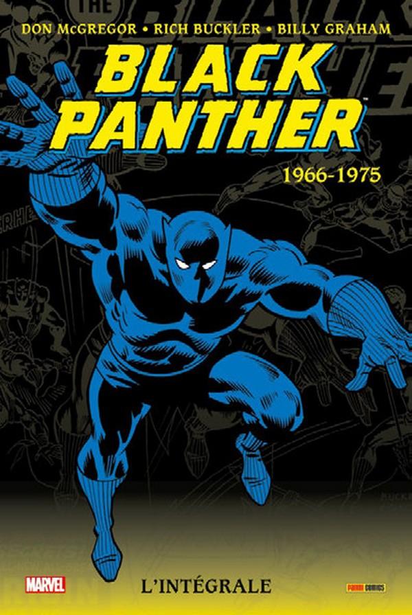 La panthère noire L'Intégrale 1973-1976 (VF)