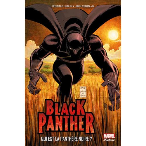 Black Panther par Hudlin et Romita Jr Tome 1 (VF)