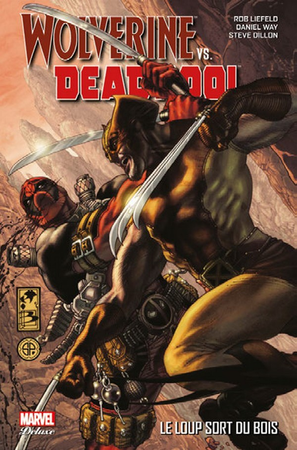 Wolverine vs Deadpool (VF)