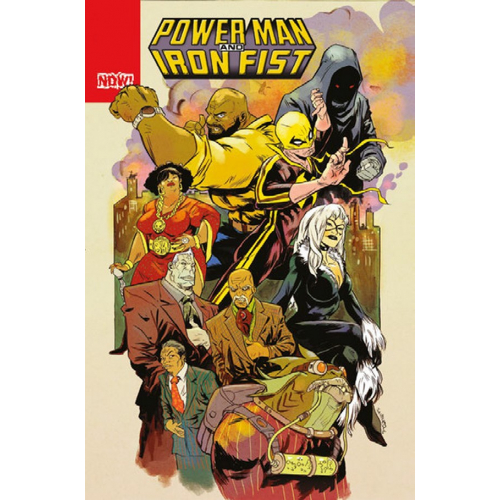 Power Man et Iron Fist Tome 3 (VF)