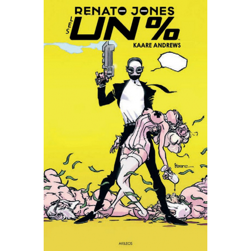 Renato Jones Tome 1 - Les UN% (VF)