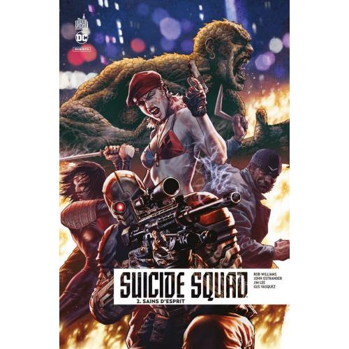 Suicide Squad Rebirth Tome 2 (VF)