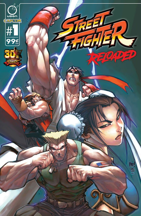 STREET FIGHTER SWIMSUIT SPECIAL 2017 CVR A (VO)