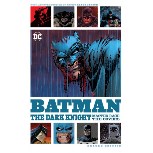 Dark Knight III : The Master Race The Covers Deluxe Edition HC