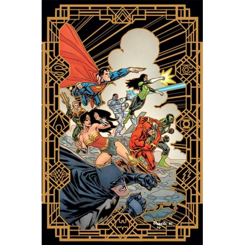 Justice League Rebirth n°6 (VF)