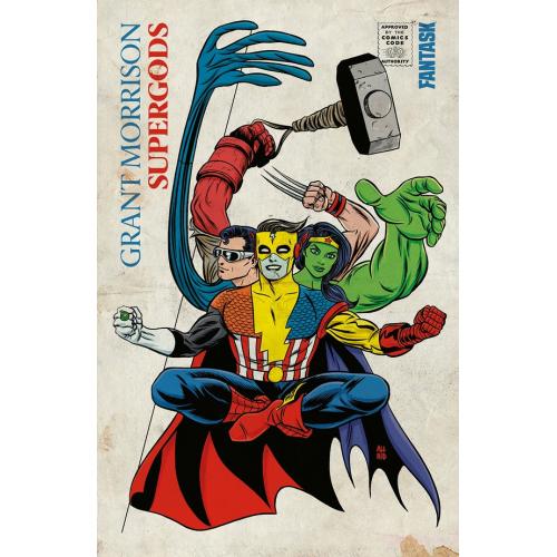 Supergods de Grant Morrison (VF)