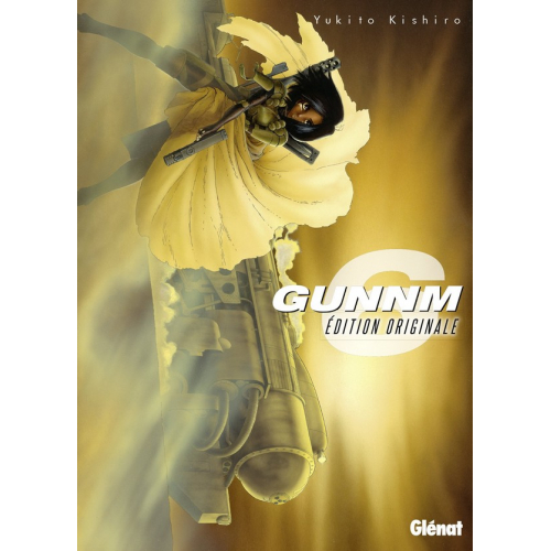 Gunnm Édition Originale Vol. 6 (VF)