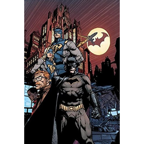 Batman: The Rebirth Deluxe Edition Book 1 (VO)