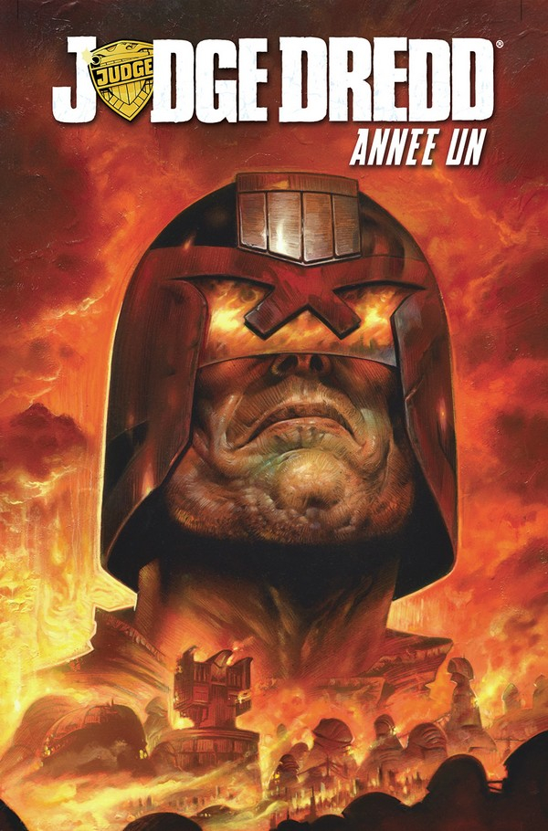 Judge Dredd : Année Un (VF)