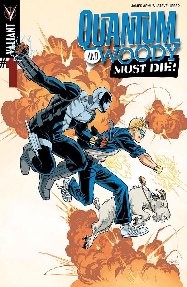 Quantum & Woody Must Die (VF)