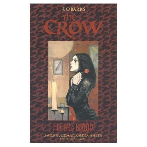 THE CROW : FLESH & BONE (VF) ALEX MALEEV
