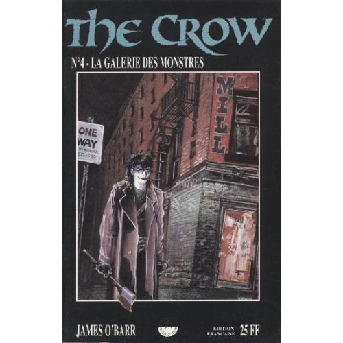 THE CROW 4 - LA GALERIE DES MONSTRES (VF)