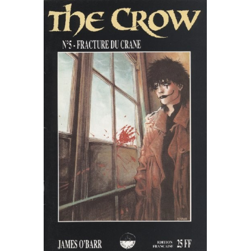 THE CROW 5 - FRACTURE DU CRANE (VF)