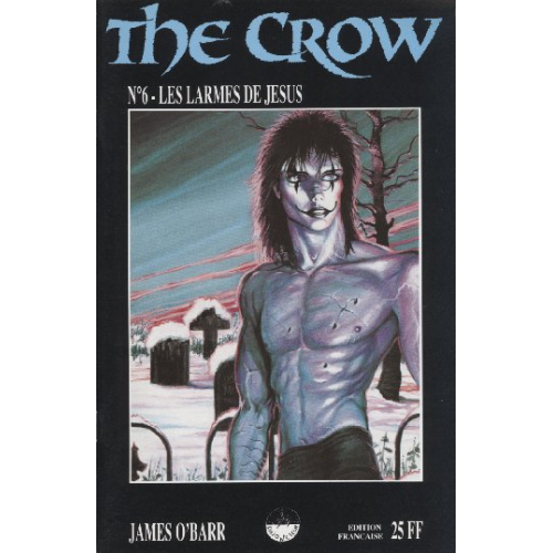 THE CROW 5 - FRACTURE DU CRANE (VF)