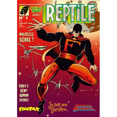 REPTILE 3 (VF) 1996