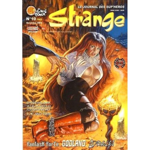 STRANGE 10 - 345 (VF)