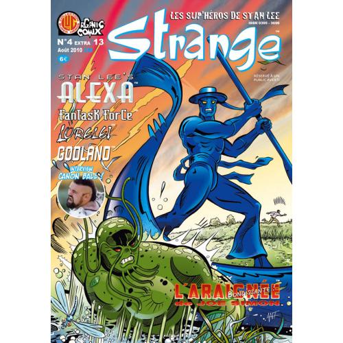 STRANGE 4 EXTRA - 13 - 348 (VF)