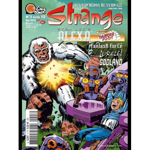 STRANGE 3 EXTRA - 12 - 347 (VF)
